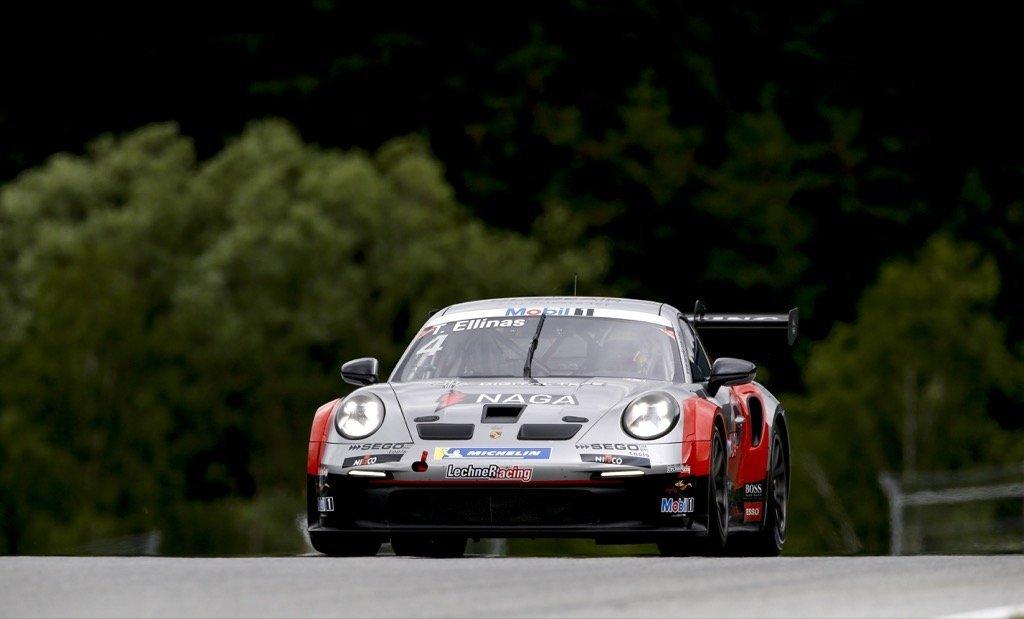 Porsche Mobil 1 Supercup, Spielberg 2021