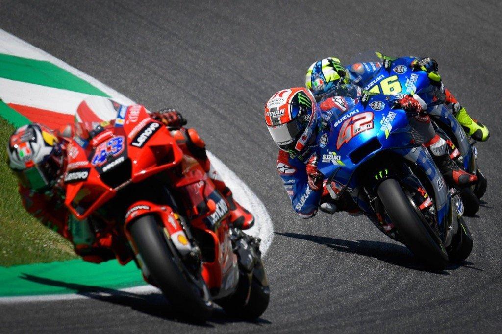 MOTOGP ITALY 6th Round
