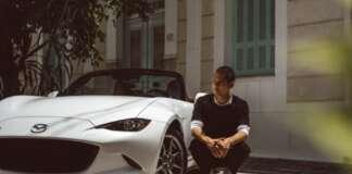 Mazda mx5 S.Kontizas master chef