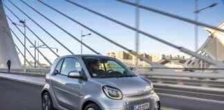 Smart EQ fortwo coupé CIC LTD