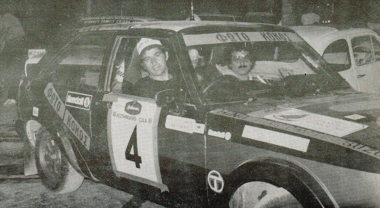 Targa Rally 1983