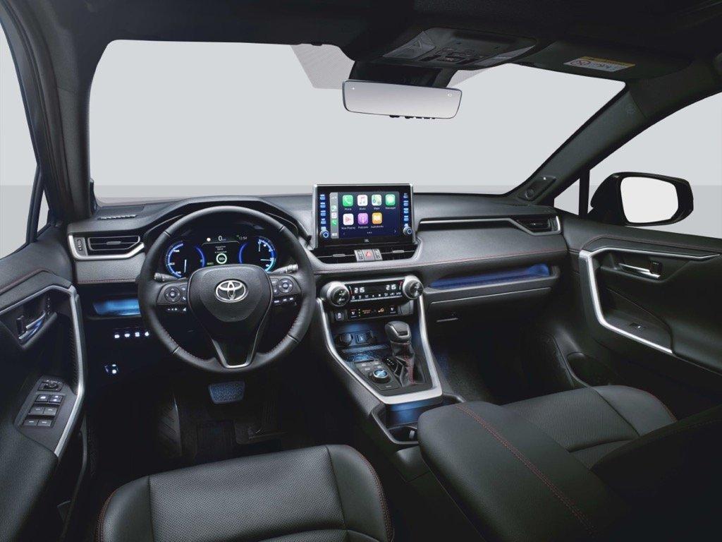 Toyota RAV4 plug-in Hybrid Cyprus