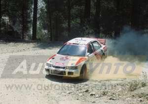 Ράλι Τίγρης 1998
