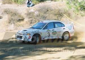 Ράλι Τουλίπας 1997