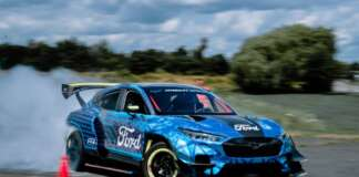 Fully-Electrified Line-Up Showcases Thrilling Ford Driving Experiences At Goodwood Festival Of Speed