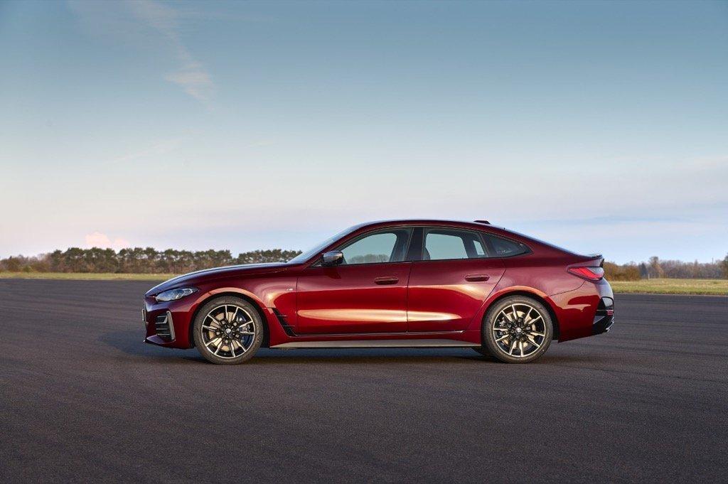 BMW Σειρά 4 Gran Coupé