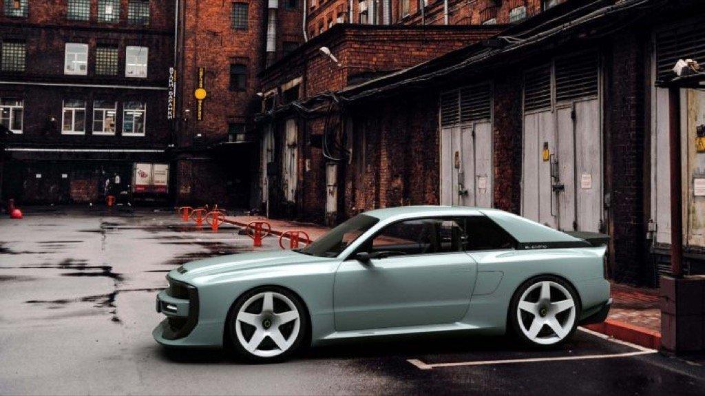 Audi e-Quattro elegend