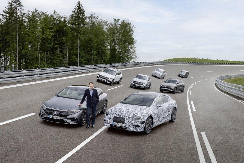 Mercedes-EQ Family
