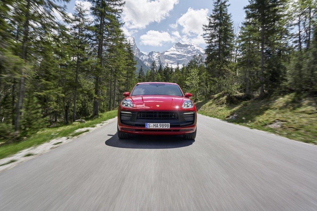 Porsche Macan GTS 2021 A.I Motokinisi Porsche CYprus
