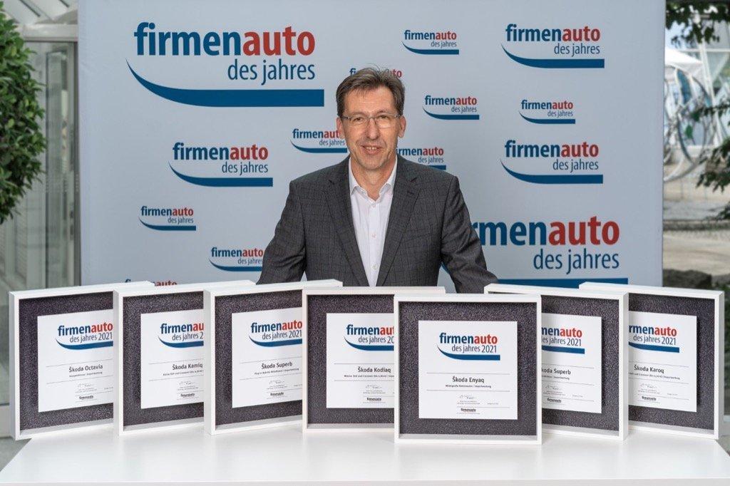 Steffen Zöhke, Skoda Auto Deutschland GmbH