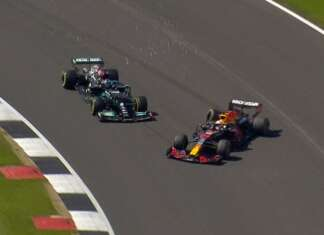 Max Verstappen - Lewis Hamilton