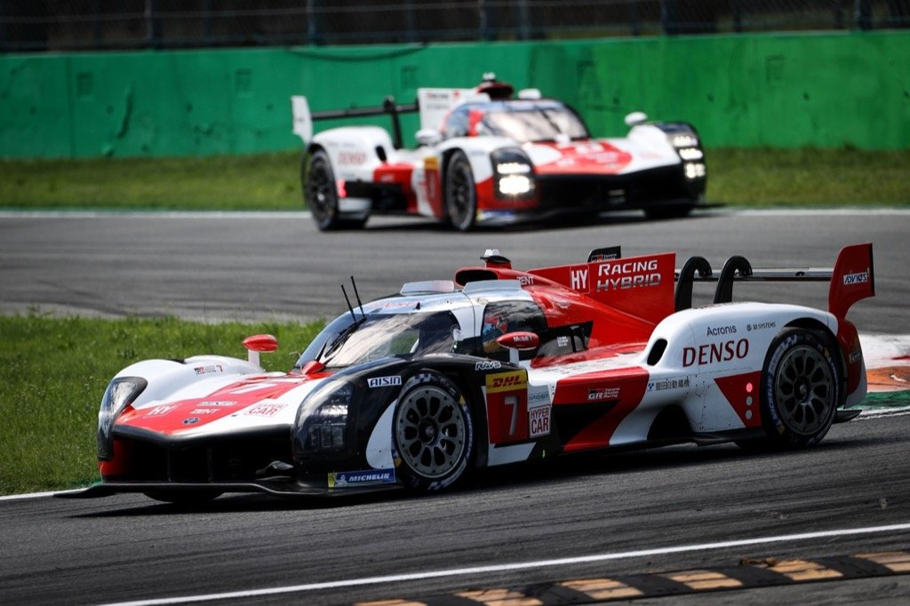 TOYOTA GAZOO Racing. World Endurance Championship.6 Hours of Monza 6 Hours of Monza 15th to 18th July 2021 Autodromo Nazionale Monza, Monza, Italy
