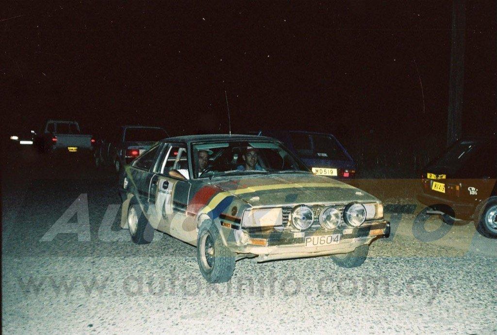 Ράλι Πρωτελατών και Αμαζώνων 1985