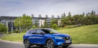 All-New Nissan Qashqai cyprus times char pilakoutas
