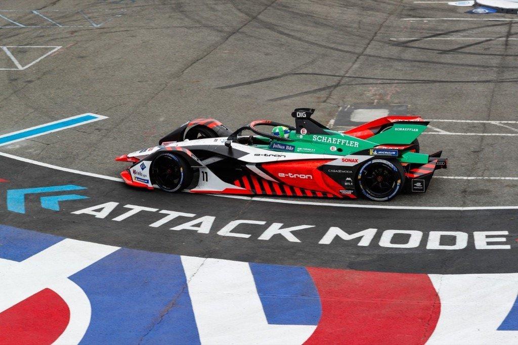 Audi Sport ABT Schaeffler, FORMULA E. UNICARS