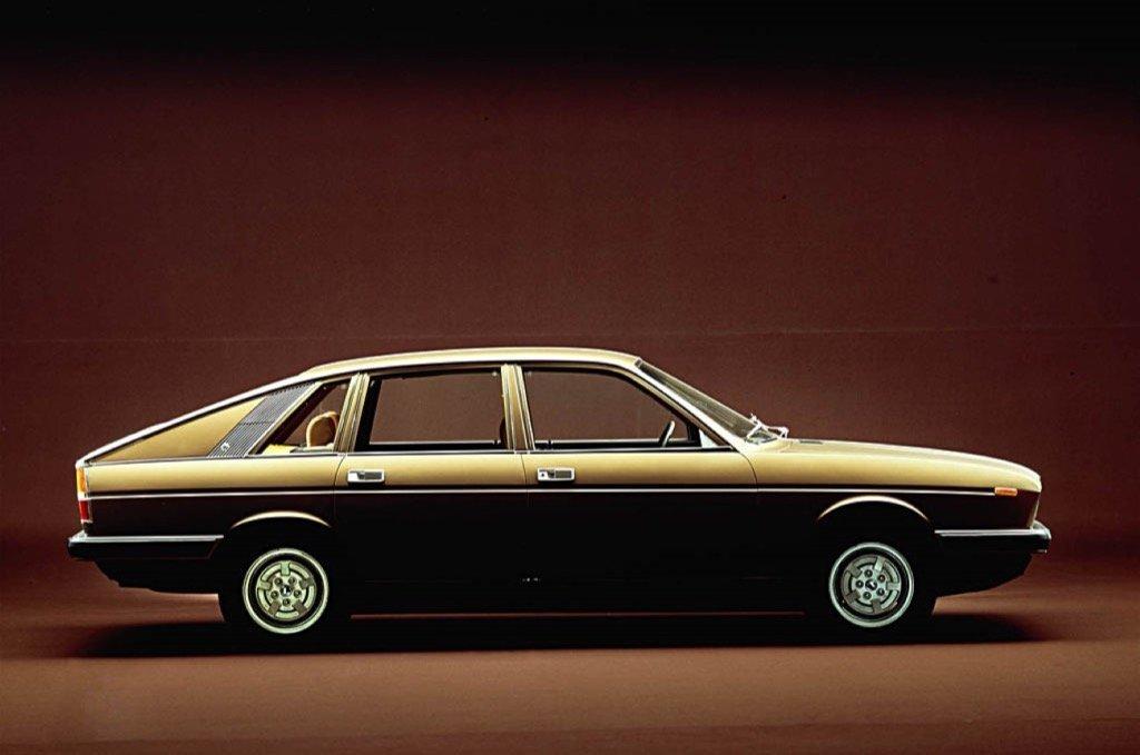 Lancia Gamma_1976-1980