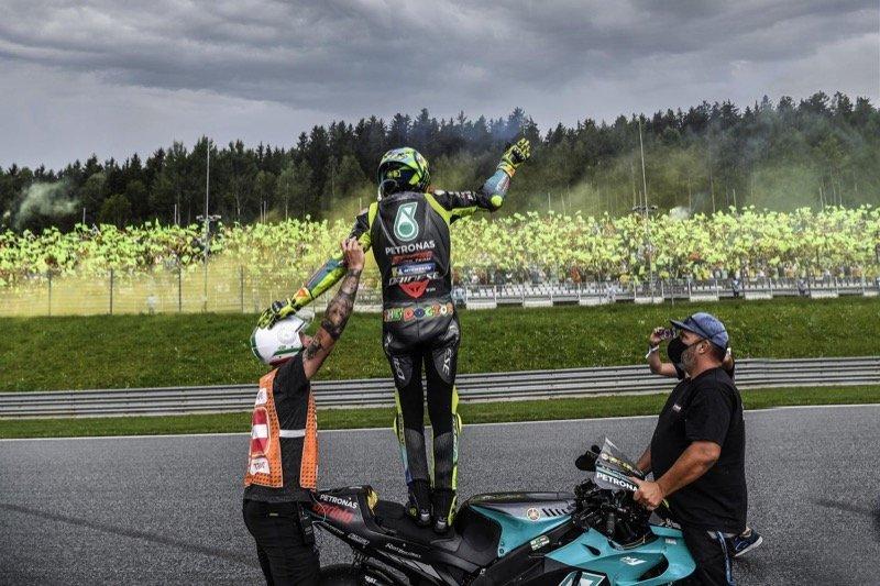 MOTOGP AUSTRIA 11th Round VR46 Valentino Rossi