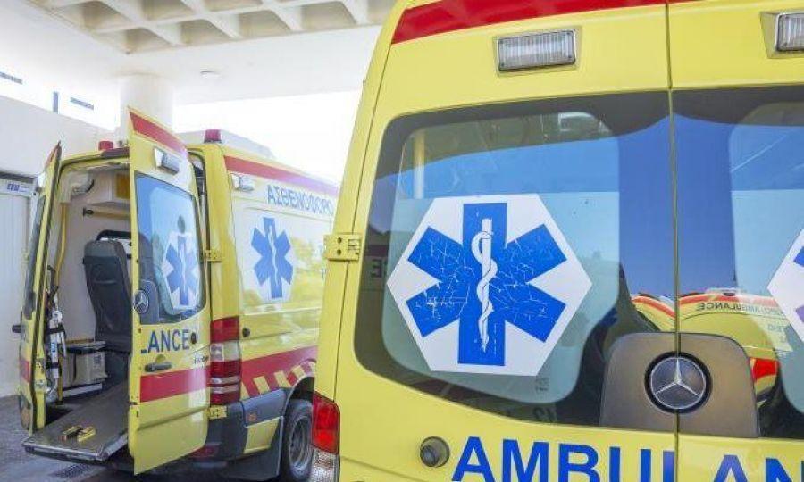 asthenoforo ambulance