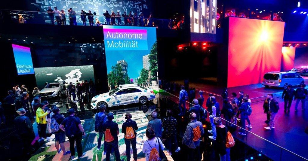 car show frankfurt IAA