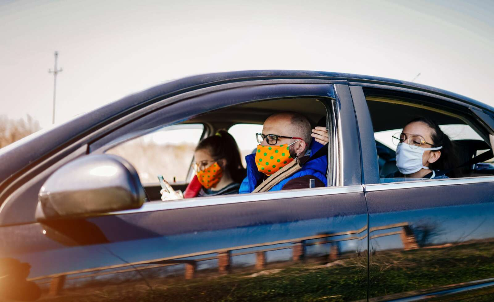 COVID και αυτοκίνητο: πώς να προστατευτείτε σωστά