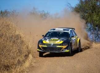 Simos Galatariotis Cyprus Rally 2021