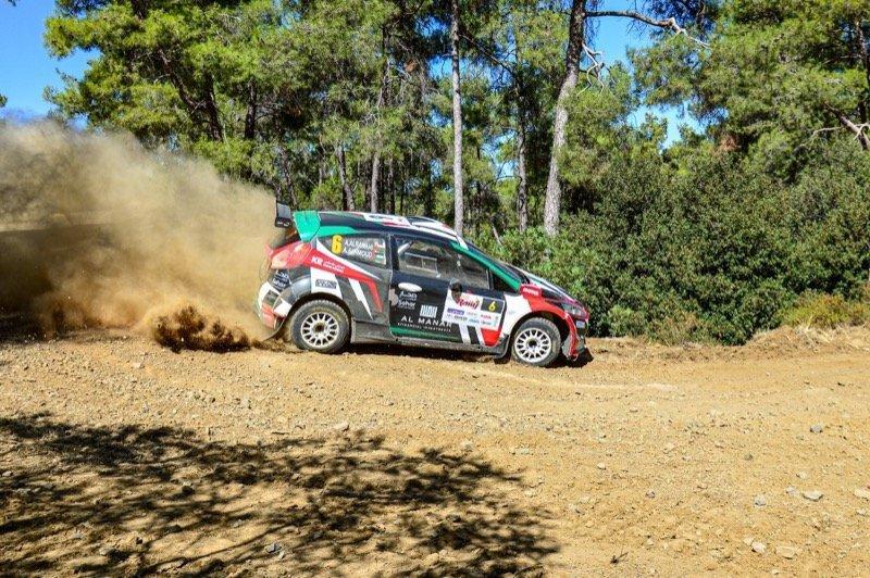 3ος Al Rawahi Cyprus Rally 2021