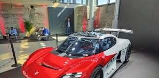 Porsche Mission R - a.i motokinisi porsche cyprus