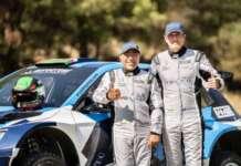 Hamed Al-Wahaibi and Tony Sircombe in Cyprus