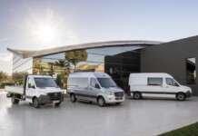 Mercedes-Benz Sprinter 2018 Cyprus Cic