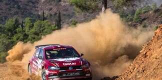 Cyprus rally 2021 nasser