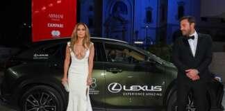 Lexus at The 78th Venice Film Festival
