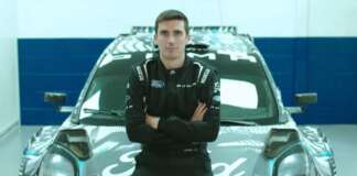 Craig Breen Ford Puma Hybrid Rally1 M-Sport Ford World Rally Team 01 WFC