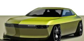 Nissan Silvia EV Coupe