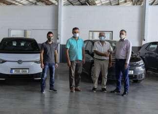 VW ID.3 UNICARS VOLKSWAGEN CYPRUS VW CYPRUS