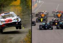 calendar F1 2021 FIA World Rally Championship wrc